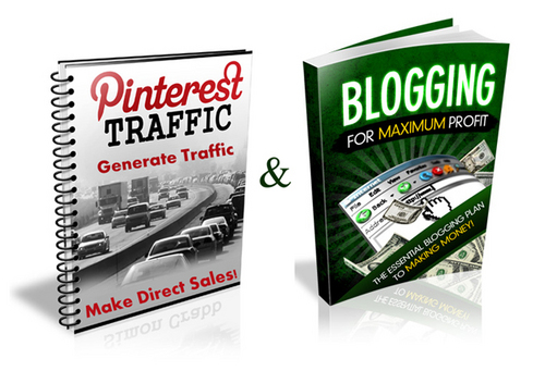 Product picture Pinterest Traffic